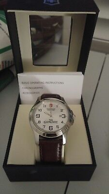 Victorinox Swiss Army watch chronographs Glenlivet scotch