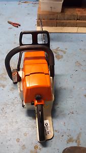 Stihl chainsaw ms380 Hobart CBD Hobart City Preview