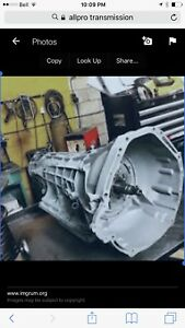 Honda Odyssey rebuilt transmission with installation.