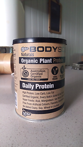 Body Science Organic Plant Protein Powder 350g Annerley Brisbane South West Preview