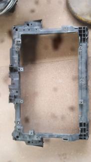 Mazda cx7 front panel