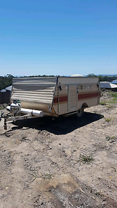 1988 Jayco Finch poptop camper Fletcher Newcastle Area Preview