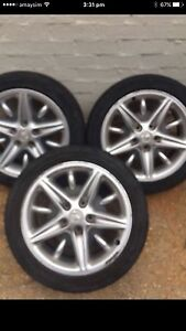 Commodore VT SS wheels Cleveland Redland Area Preview
