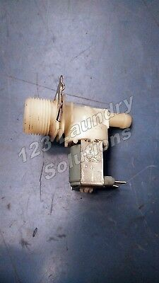 Washer Electro 1 Way Water Valve 12v For Continental Girbau Pn 33290234 Used