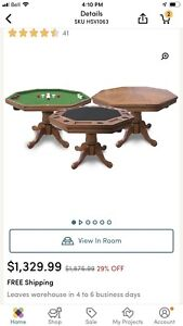 Game table Brand New