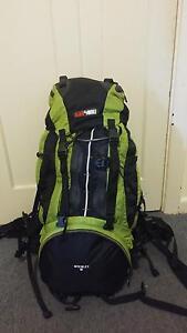 Black Wolf Mckinley 65L Rucksack Backpack Oakleigh Monash Area Preview