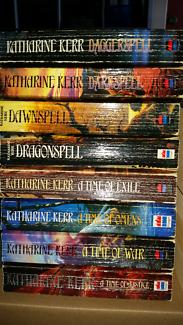 Katharine Kerr Books