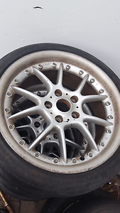 17 inch alloys wheels Fairfield West Fairfield Area Preview
