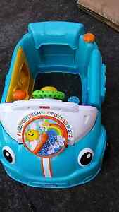 Fisher Price Laugh and learn crawl around car Box Hill Whitehorse Area Preview