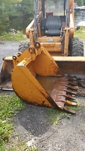 "Back Hoe Bucket 36"" Fits Case 580 SL"