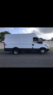 2006 Iveco Daily Refrigerated Turbo Diesel High Roof