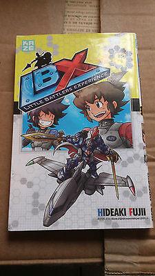 Little Battlers Experience, Tome 6 - Hideaki Fujii