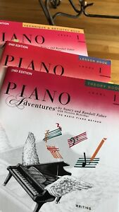piano book set