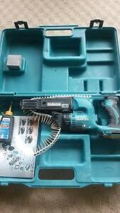 18 v makita collated screw gun skin only Dromana Mornington Peninsula Preview