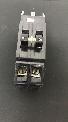 Zinsco Sylvania Gte 100 Amp 2 Pole Type Q Circuit Breaker
