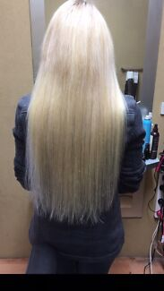 Tape Extensions/Brazilian Keratin Straightening/Colours