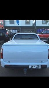 CREWMAN HARD TOP only (not ute) OFF 2007 model Tenambit Maitland Area Preview