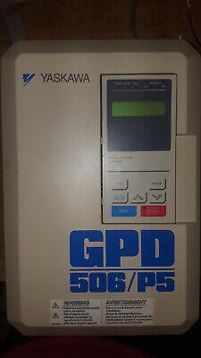 Magnetek Yaskawa Gpd506v-b021 47p51f 15hp Variable Speed Drive 380-460v