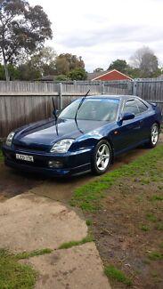 Honda prelude Vtir 1997 Cabramatta Fairfield Area Preview