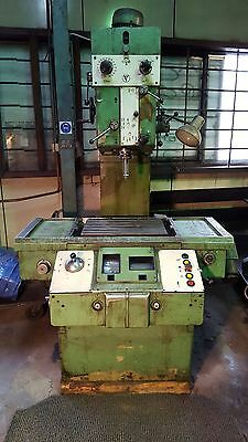 Jig Drilling Machine Bkoe 315x500 Veb Wmw Germany Boring Milling Machine