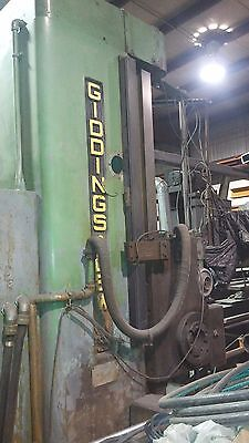 3 Giddings And Lewis Horizontal Boring Mill
