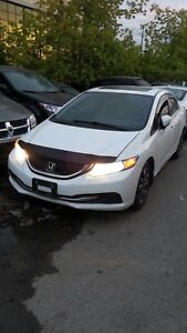 2014 Honda Civic Touring Package M/T