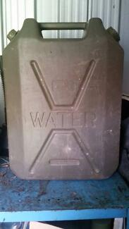 Water Jerry Can 20litre Wavell Heights Brisbane North East Preview