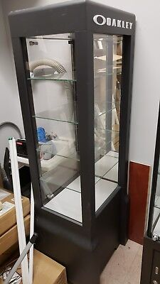 d80f4a55b0ce Oakley Glasses Display Stand Show Case Tower for sale Los Angeles More  pictures. eBay