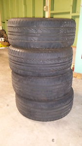 4 tyres 225/55r16 Bulleen Manningham Area Preview
