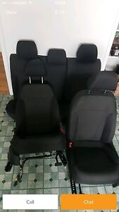 Vw MK6 (Jetta ,golf ) full sets of seats new condition!!