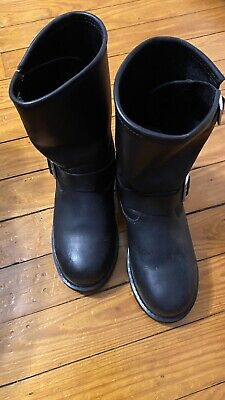 Mens Xelement Motorcycle Boots 8.5