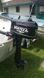 vortex 5hp outboard Coffs Harbour Coffs Harbour City Preview
