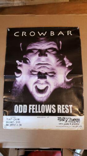Crowbar Poster - $15.00