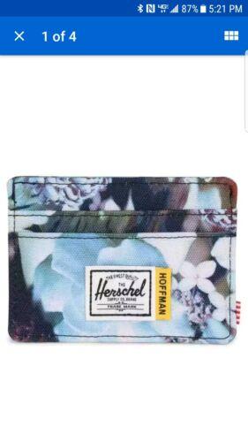 Herschel Supply Co Men's Roy Rfid Wallet Winter Floral Hoffm