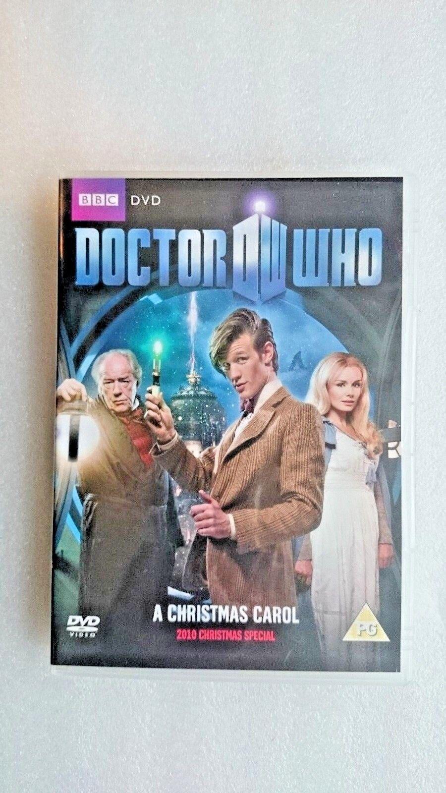 Doctor Who - A Christmas Carol (DVD, 2011) Matt Smith