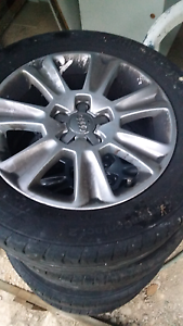 Audi A1 15 inch rims wheels Kingscliff Tweed Heads Area Preview