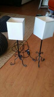 Lamps for bedside table