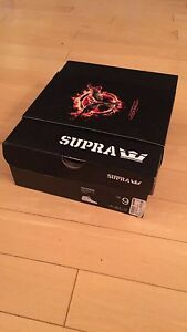 Limited edition supra