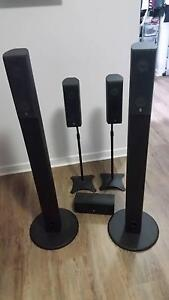 Yamaha complete Home theater 5.1 + receiver Surfers Paradise Gold Coast City Preview