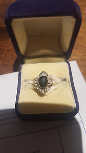 Gorgeous Diamond and Sapphire Rings x 3 including valuations Harristown Toowoomba City Preview