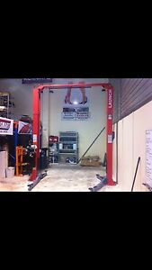 4000kg 4 t car hoist car lift launch clear floor hoist automotive lift Caboolture Caboolture Area Preview