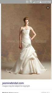 **NEW with TAGS** Jasmine Couture Wedding Gown