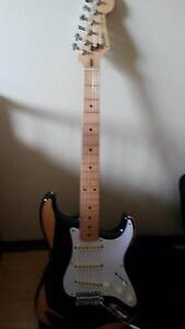 Fender Stratocaster, Fender Frontman amp, Marshall Shredmaster Melbourne CBD Melbourne City Preview