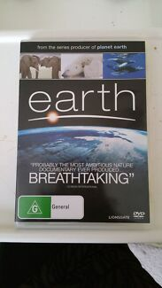 Earth on Dvd Wembley Cambridge Area Preview