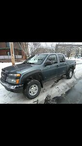 gmc canyon off road 2007