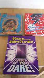 3 x Ripley's Believe it or not books Matraville Eastern Suburbs Preview