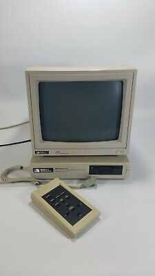 1986 Smith Corona Pwp 14 Personal Word Processor W Monitor Dial Pad. Tested