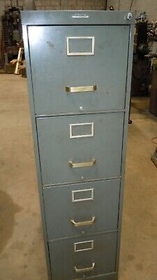 Hon Filing Cabinet - Four Drawers