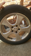 17inch alloy rims 5x114.3 tyres centre caps Liverpool Liverpool Area Preview