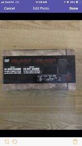 Sons of Anarchy dvd set with extras